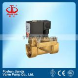 copper threaded end lpg gas solenoid valve