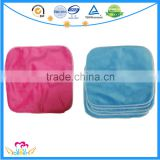 Natural Cloth Wiping Reusable Cleaning Bamboo Cloth Wipes