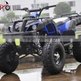 QWMOTO New CVT with reverse gasoline powered mini jeep atvs 150cc atv quad for adults                                                                         Quality Choice