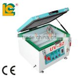desktop exposure machine UV-S2-A uv coating machine price