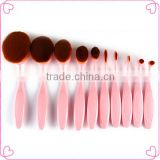 China factory toothbrush shape makeup brush/face brush offer                                                                                                         Supplier's Choice