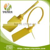 Manufacturer Container And Bag Security Plastic Seals , Sealing Polyester Cargo Lashing Straps /
