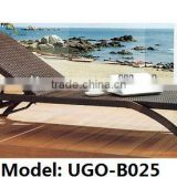 Cheap pool chaise lounges rattan sun lounger