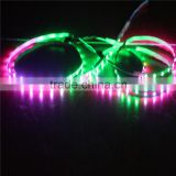 5mm width Mini SK6812 SMD 5050 RGB Full color digital pixel light;60 leds/m build-in SK6812 IC;Non-waterproof