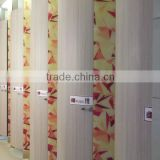 Curved Panel Hpl Compact Laminate Door Of Toilet Cubicle