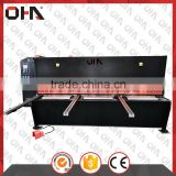 OHA Brand MS8 SERIES CNC SWING BEAM SHEARS-12X5000,stainless steel shears machine,cnc sheet steel shear machine