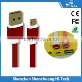 Universal USB Charging Cable Multi-function Mobile Phone Charger Cable for Andriod Phone Charging