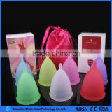 Different Sizes Menstrual Cup Amazon Hot Sale Products Wholesale