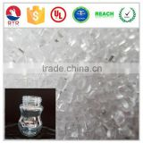 Water bottle polycarbonate raw materials plastic granules for injection moulding Polycarbonate prices