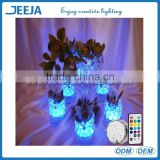 Restaurant Table Light Bases Supply For Crystal Wedding Table Decoration