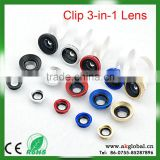 Phone Camera Fish Eye Wide Macro Lense For Mobile Phone Lens Universal