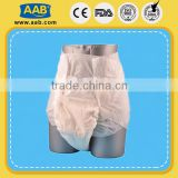 good absorbency cheap soft adult diaper for old man