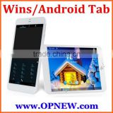 11 inch android Win8 tablet pc computer Intel 3735 64bit processor IPS 1280*800 screen 2G/64GB Dual System orignal Win8 version
