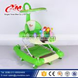 Factory new model baby walker price / plastic baby walker parts / Infant walkers baby walker