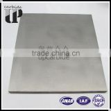 Hot Isostatic Pressing YS2T/P30 200*200*10mm excellent abrasion-proof polished tungsten carbide square bar