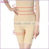 Stylish Nude Women Burn Fat Slim Body Shaper Suit For Women Pants