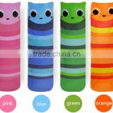 PVC hot water bottle belt design with cute cover 2000ml                                                                         Quality Choice