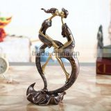 Lover figurine for Wedding gift, wedding souvenirs lover statue, valentine day gifts lover figure