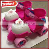 Girl's skate shoes toy