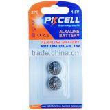 PKCELL dry battery button cell 0% hg lr44 button cell coin cell battery 1.5V ag13