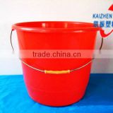 20L round water barrel with handle plastic injection mould