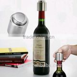 Stainless Steel Vacuum Sealed Red Wine Bottle Spout Liquor Flow Stopper Pour Cap Kitchen Bar Tools Wine Stopper