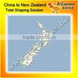 Full container load shipping to Christchurch,New Zealand door delivery