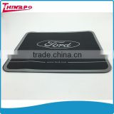 Custom Car Non-Slip Dashboard Mat Silicone Rubber Pad with Logo