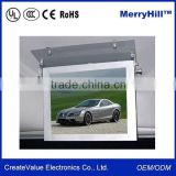 "15 "" 17 "" Indoor LCD Digital Signage Media Player Advertising TV Screens With Ceiling Mounting Bracket"