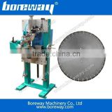 China professional manufacturer supply semi-automatic welding machine for diamond saw blades