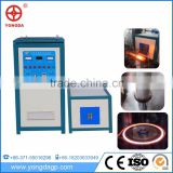 Europe hot selling IGBT induction heating equipment 120KW pipe coil