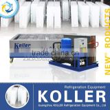 China supplier Koller Ice Block Maker Machine with compressor for drinking water plant MB20