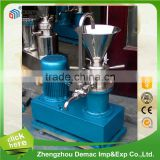 Automatic long life cocoa beans butter colloid grinder machine