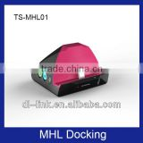 MHL docking station,docking charger for samsung galaxy note i9220