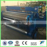 Automatic welded wire mesh machine, welded fence making machinery, wire mesh fencing equipment