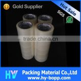 Tan / Brown Color Shipping Carton / Box Bopp Packaging Tape