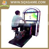 United Arab Emirates racing indoor classic car game machine for double player form ShengQiXiang