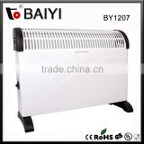 2000W GS/CE/ROHS Approved Electric Convector Heater with Turbo Fan and Timer