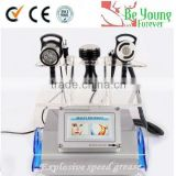 SLIM body/ Cavitation+Vacuum+monopolar RF+Bipolar RF+Tripolar RF for slimming,skin lifting,skin tighten (RS-05)