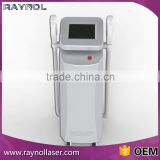Permanent Laser Hair Removal Machine Age Spot Removal  SHR E-light IPL RF Redness Removal