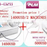 High Frequency Acne Machine Ultrasound Machine Price For Beauty Salon And Clinic Used/ Hifu Machinery Equipment High Focused Ultrasonic