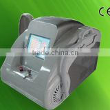 Armpit / Back Hair Removal Skin Machine E Light Wrinkle Removal Laser Ipl&rf For Hair Removal