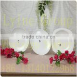"Wholesale 8""9""10""Artwork Decorative Ceramic Porcelain Plates Dishes Colorful Design For Restaurant"