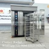 MINGGU 16 trays Rotary Convection Oven for sale Electric Bread Oven Industrical Diesel oil Oven Gas pizz oven