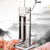 Factory suppy 3L full stainless steel body manual meat stuffer sausage filler