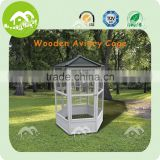 Item -BC-1500 cheap bird cage wooden bird cage outdoor , decorative bird cages wholesale,wholesale pet accessories