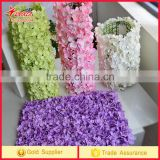 Handmade Floral Artificial Simulation Flowers artificial panel for wedding Home Party Decor decorative panels wall panels Roma