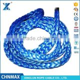 Convenience high intensity uhmwpe rope, boat marine docking rope, high quality anchor line