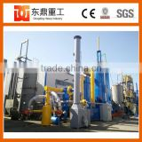 High efficiency water circulating Biomass gasificatioN/MSW gasifier/City waste gasification for power plant,bath,bioler