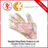 Customized Disposable HDPE Plastic Glove